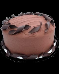 Double Decker Chocolate Fudge