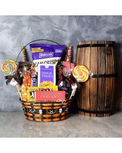 Halloween Tricks & Treats Gift Basket