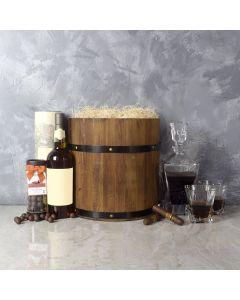 Whiskey Barrel Gift Set