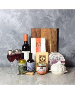 Pasta Lover's Wine Gift Basket