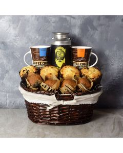 Morning Coffee & Muffin Gift Set