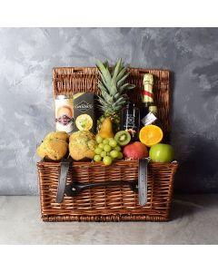 Gourmet Breakfast Platter Gift Basket