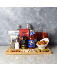 Cocktail Lover's Liquor Gift Set, liquor gift baskets, gourmet gift baskets, gift baskets, gourmet gifts