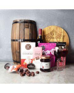 Kosher Raspberry Sweets & Treats Set