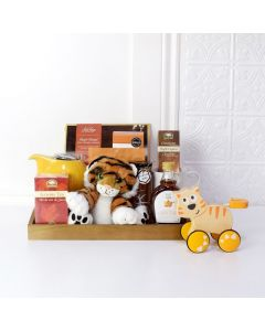 SWEET LITTLE GESTURES BABY GIFT BASKET, baby gift basket, welcome home baby gifts, new parent gifts