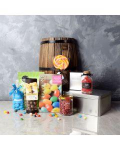 Candy Paradise Gift Basket, gourmet gift baskets, gift baskets, gourmet gifts