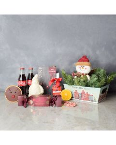 Holiday Cozy Classics Gift Set, gourmet gift baskets, gourmet gifts, gifts