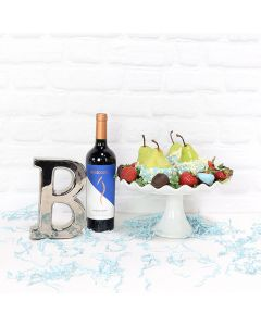 Sweet Summer Delights Wine Gift Set, baby gift baskets, baby gifts, wine gift baskets