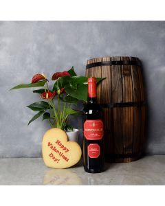 Dufferin Wine Gift Basket, wine gift baskets, gourmet gift baskets, gift baskets, Valentine's Day gift baskets