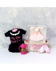 BABY GIRL'S FIRST BUNNY SET, baby girl gift hamper, newborns, new parents