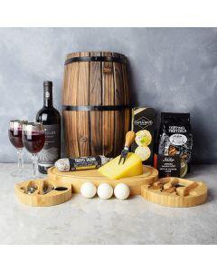 Golf Pro Gourmet Wine Gift Set, wine gift baskets, gourmet gift baskets, gift baskets, gourmet gifts