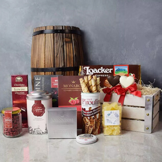 All Things Chocolate Gift Basket Maine