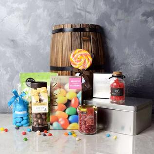 Candy Paradise Gift Basket Maine