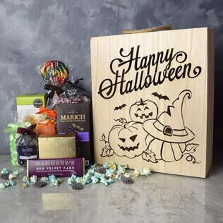 Halloween Sweets Crate Maine