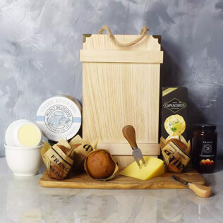 A Simple Morning Gourmet Gift Set Maine