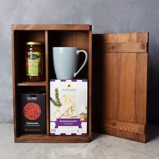 Kosher Teatime For One Gift Box Maine