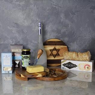 Kosher Liquor & Snacks Platter Maine
