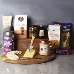 Basket Of Kosher Treats Maine