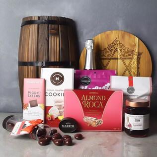 Prestigious Rosh Hashanah Chocolate Gift Set Maine