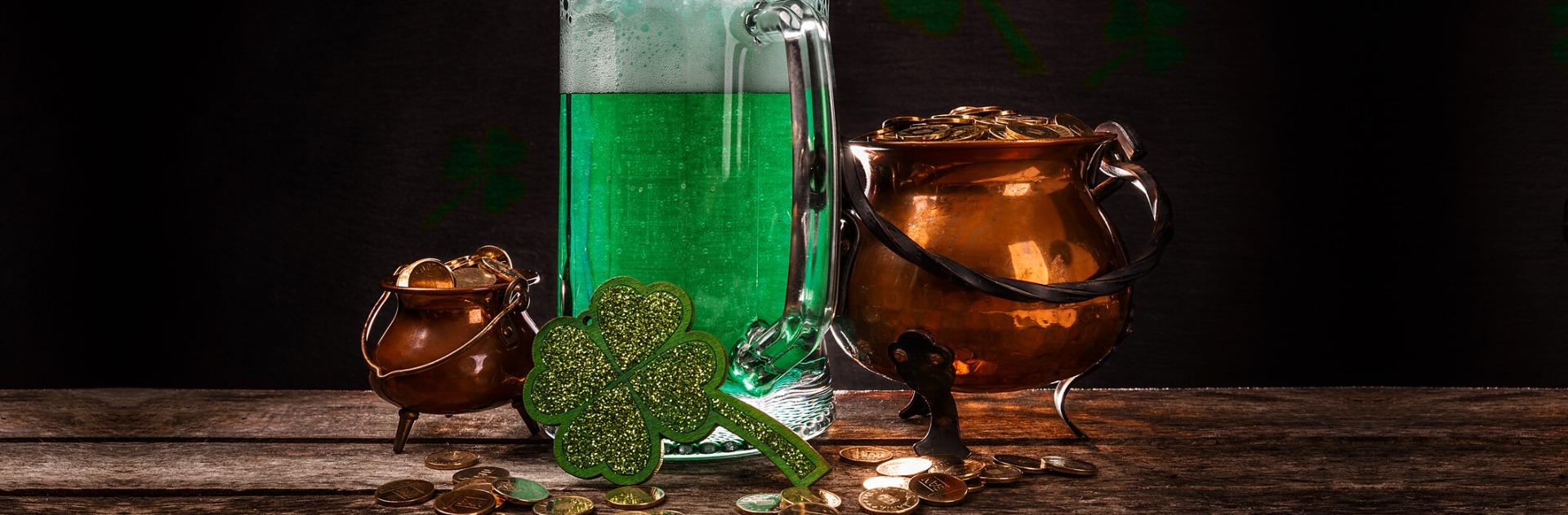 St. Patrick's Day Gift Baskets Rockfall