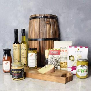 Sweet & Zesty Treats Gift Set Maine