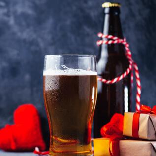 Beer gift baskets Sherman Station