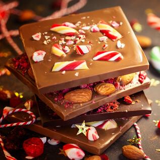 Chocolate gift baskets Sherman Station
