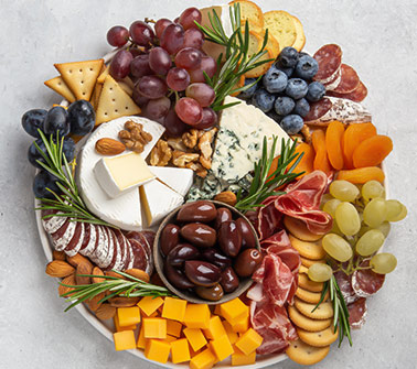 Cheese & Charcuterie Gift Baskets Delivered to Maine