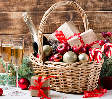 Christmas Gift Baskets Delivered to Maine