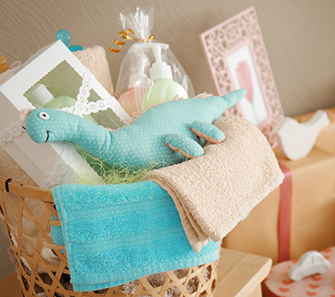 Custom Baby Gift Baskets Delivered to Maine