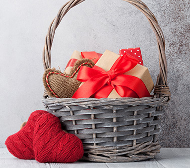 Valentine's Day Gift Baskets Delivered to Maine